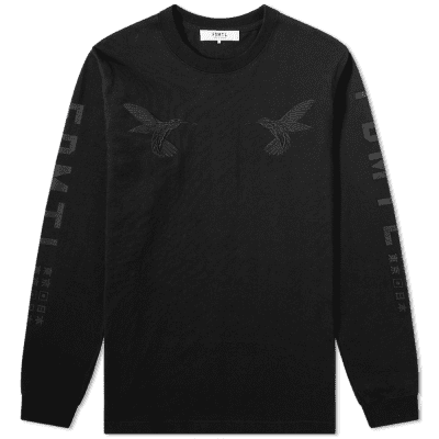 FDMTL Long Sleeve Humming Bird Tee