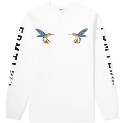 FDMTL Long Sleeve Hummingbird Tee