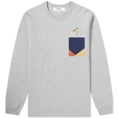 FDMTL Long Sleeve Origami Tee