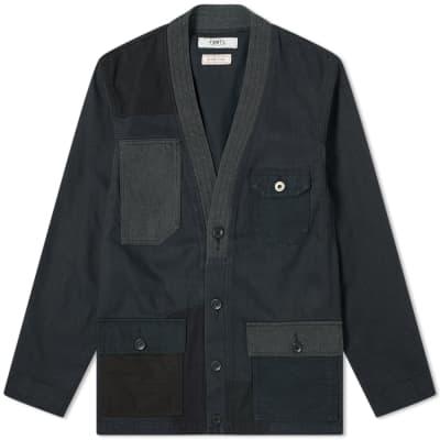 FDMTL Patchwork Cardigan