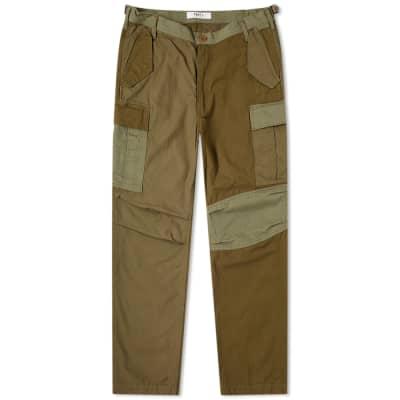FDMTL Patchwork Cargo Pant