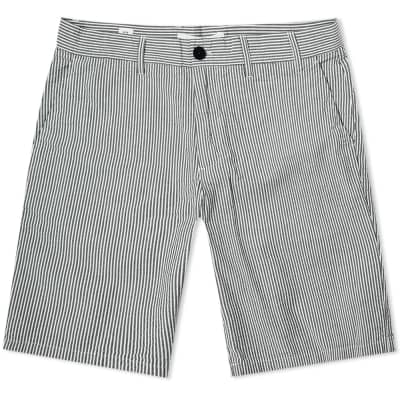 Norse Projects Aros Seersucker Short