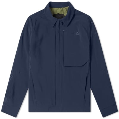 The North Face Black Series Dryvent Trucker Shirt Jacket