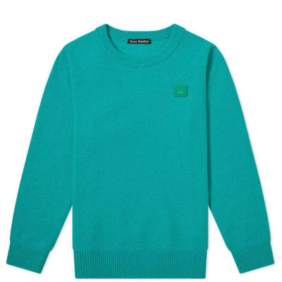 Acne Studios Mini Nalon Face Knit