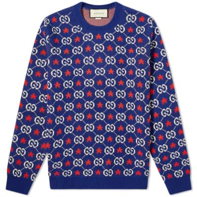 Gucci GG Crew Knit