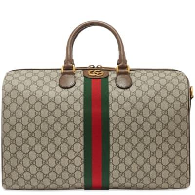 Gucci Ophidia GG Duffle Bag