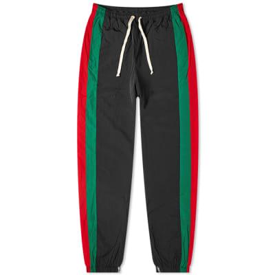 Gucci Oversized GRG Nylon Track Pant