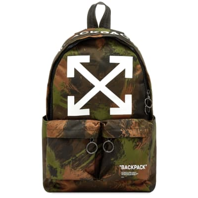 Off-White Quote Arrows Backpack