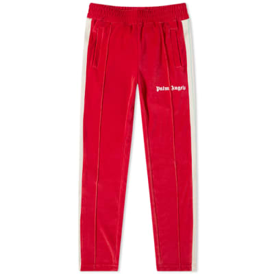 Palm Angels Chenille Track Pant