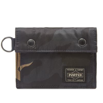 Porter-Yoshida & Co. Counter Shade Wallet