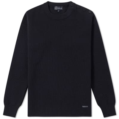 Armor-Lux 1901 Fouesnant Mariner Crew Knit