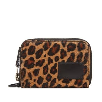 Sacai x Porter-Yoshida & Co. Leopard Wallet