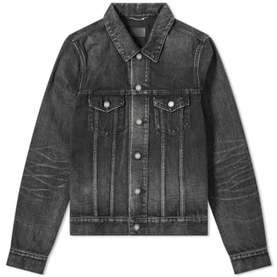 8b73a2baab30f Saint Laurent Denim Jacket