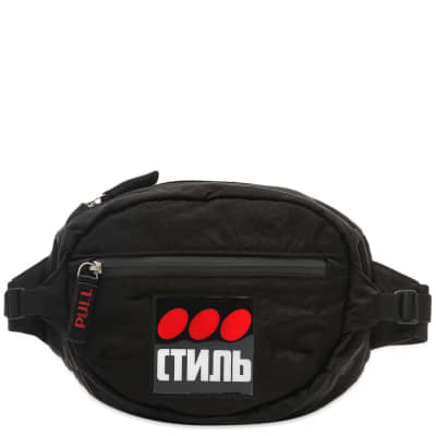 Heron Preston CTNMB Dots Waist Bag