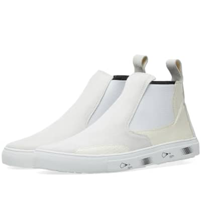 Stone Island Shadow Project x Diemme Slip On Sneaker Boot