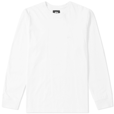 Stussy Long Sleeve Jersey Tee