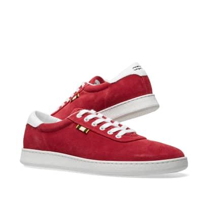 Aprix Suede Low Sneaker