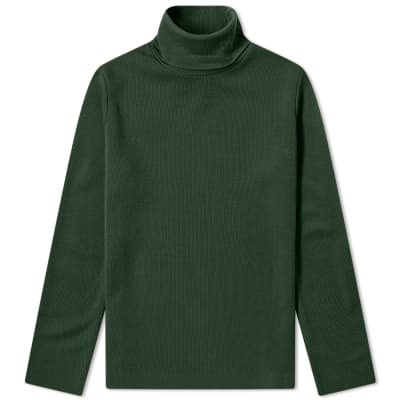 Bleu de Paname Cousteau Roll Neck Knit