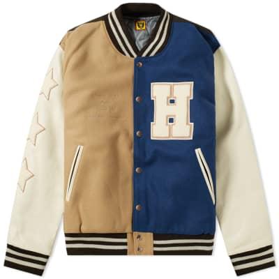 Human Made x Studio Seven Crazy Varsity Jacket