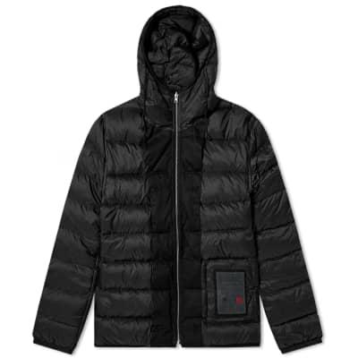 Ten C Fur Hooded Down Liner