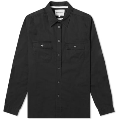 Norse Projects Villads Panelled Pocket Shirt