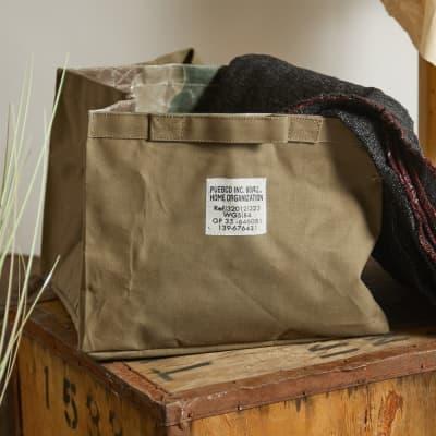 Puebco Laminated Fabric Organiser - Large