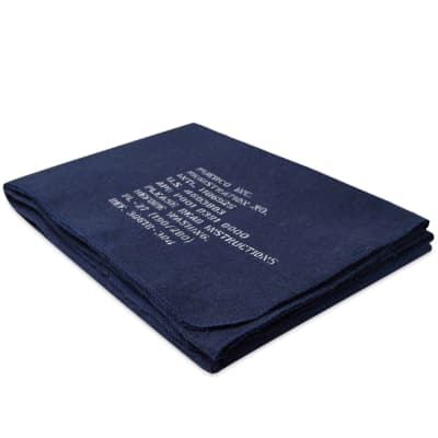 Puebco Recycled Wool & Cotton Felted Blanket
