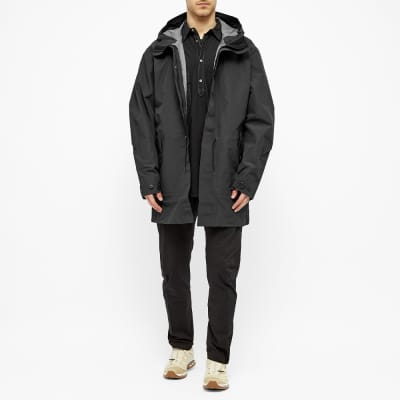 Snow Peak eVent C/N Rain Jacket