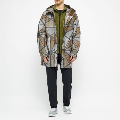 Snow Peak Printed Event C/N Rain Jacket