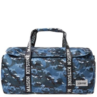 Maison Kitsune x Eastpak Perce Duffle Bag