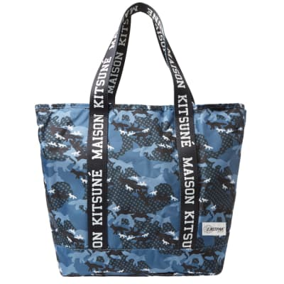 Maison Kitsune x Eastpak Flask tote Bag