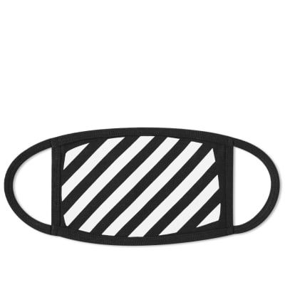Off-White Diagionals Mask