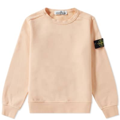 Stone Island Junior Crew Sweat