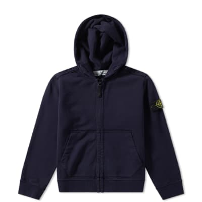 Stone Island Junior Zip Hoody