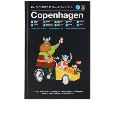 The Monocle Travel Guide: Copenhagen
