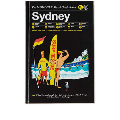The Monocle Travel Guide: Sydney