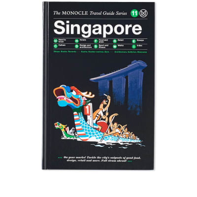 The Monocle Travel Guide: Singapore