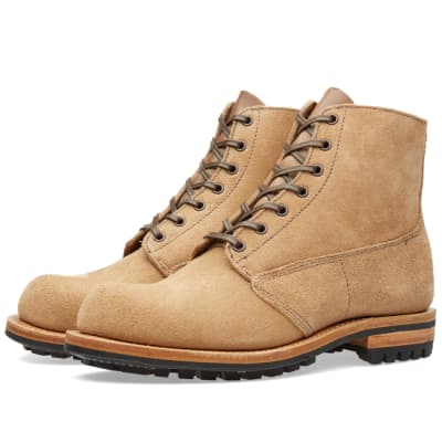 Viberg Trench Boot