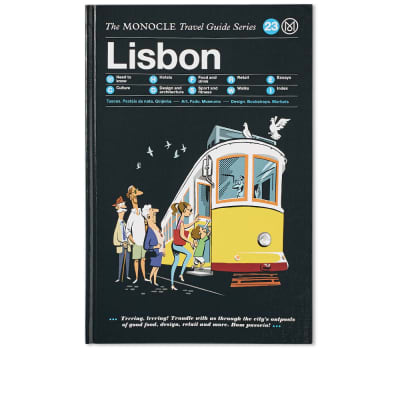 The Monocle Travel Guide: Lisbon
