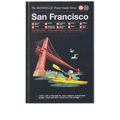 The Monocle Travel Guide: San Francisco