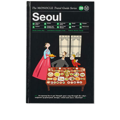 The Monocle Travel Guide: Seoul