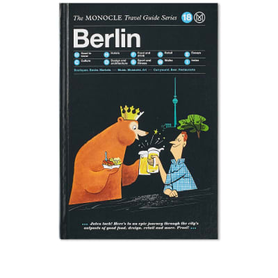 The Monocle Travel Guide: Berlin