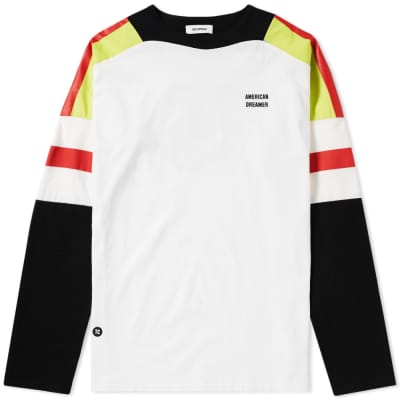 Tim Coppens American Dreamer Moto Long Sleeve Tee