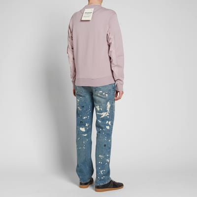 Tim Coppens MA-1 Bomber Crew Sweat