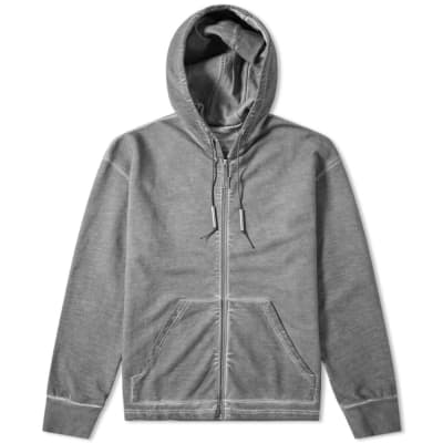 A-COLD-WALL* Logo Zip Hoody