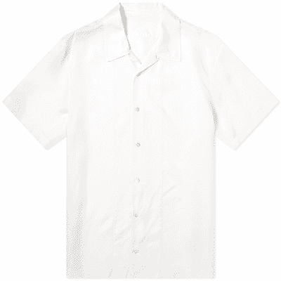 Helmut Lang Cupro Vacation Shirt