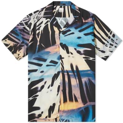 Ksubi Palms Resort Vacation Shirt
