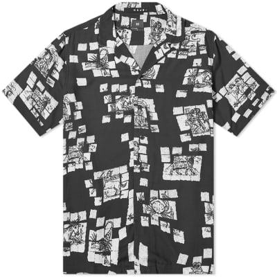 Ksubi Zodiac Acid Vacation Shirt