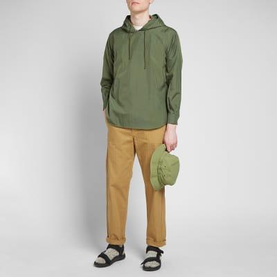 Head Porter Plus Hooded Nylon Shirt