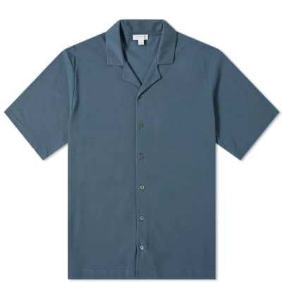 Sunspel Pique Vacaction Shirt